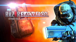 Download Game Razor Salvation THD v2.0.1 mod apk Full Version For Android
