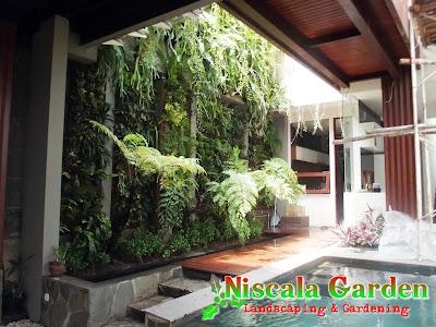 vertical garden surabaya