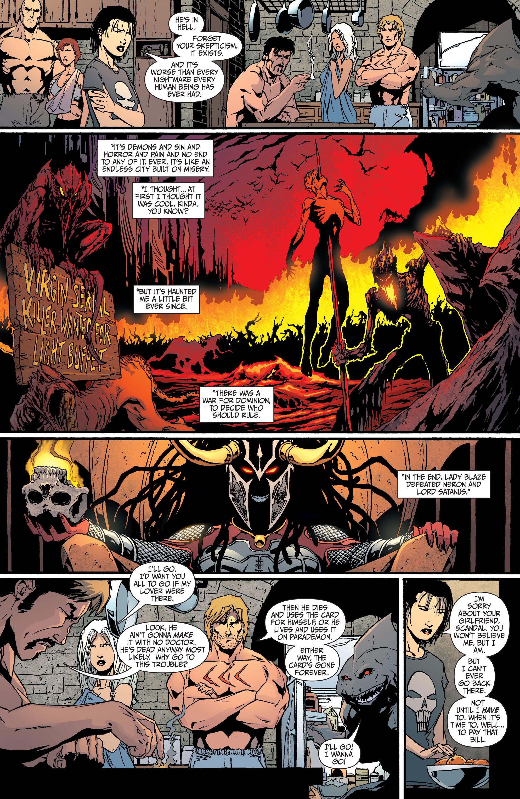 Read online Secret Six (2008) comic -  Issue #31 - 19