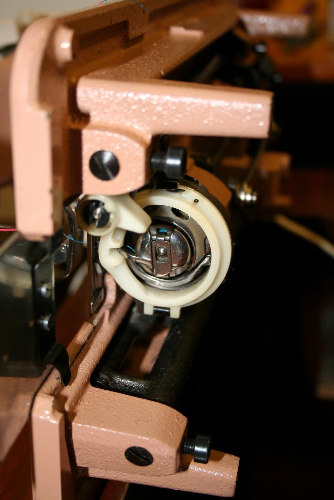Tammy's Craft Emporium: Necchi Lelia 513 - how to thread ...