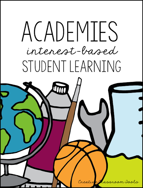 Interest based student learning
