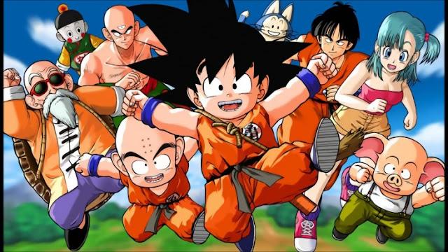 Dragon Ball cumple 30 Años desde que se emitió por primera vez en la Tv