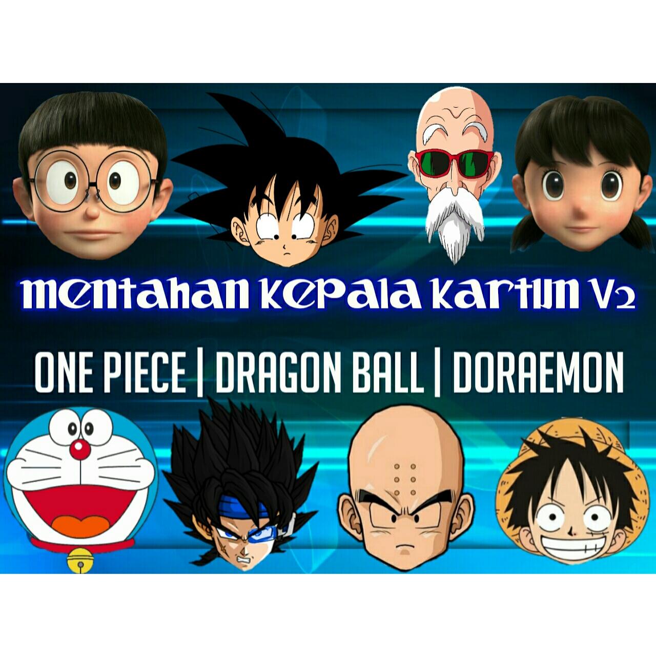 Doraemon Free Anime Wallpaper Site Kepala Doraemon Png