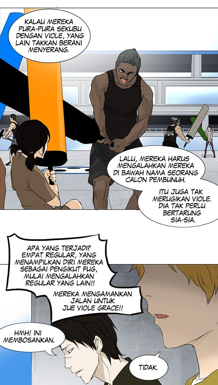Tower of God Bahasa indonesia Chapter 151