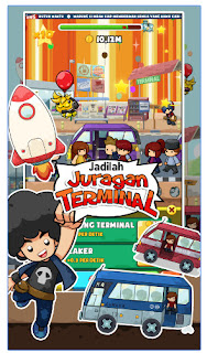 Download Juragan Terminal MOD Apk Terbaru