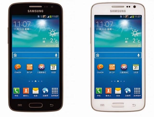 Smartphone Samsung Galaxy Win Pro, Smartphone Android Dual SIM