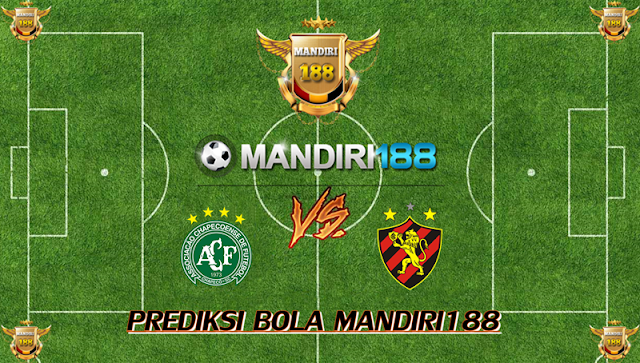 AGEN BOLA - Prediksi Chapecoense vs Sport Club do Recife 6 November 2017