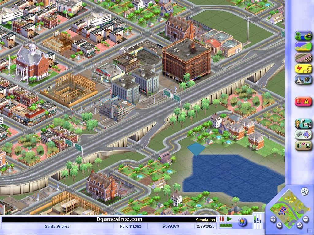 Télécharger Sim City - 01net.com - Telecharger.com