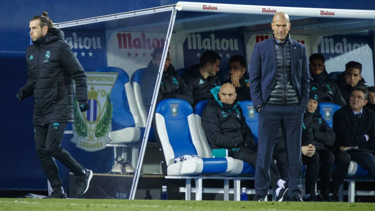 بيل يثير الجدل في مباراة الفريق أمام ليجانيس
