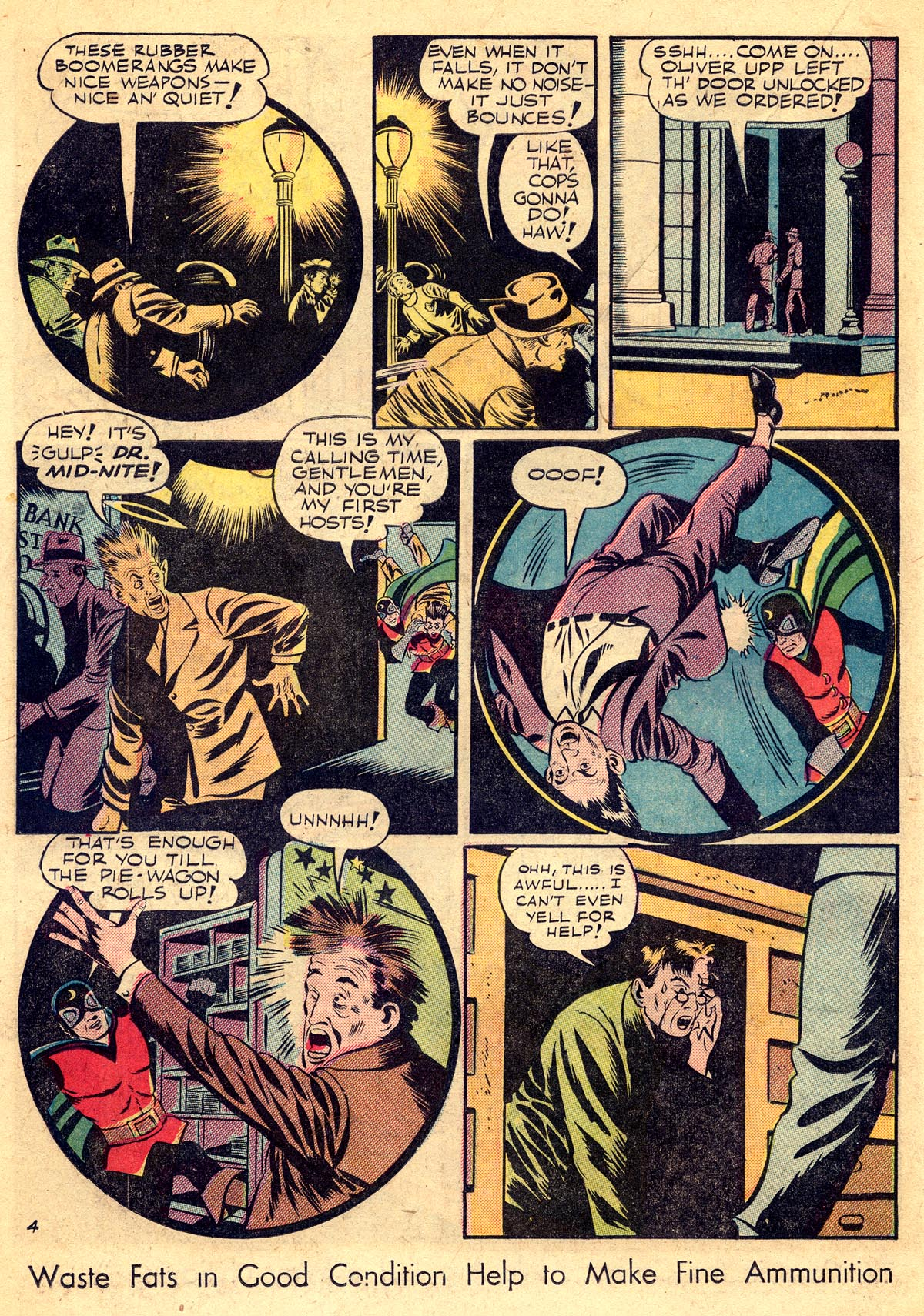 Read online All-American Comics (1939) comic -  Issue #60 - 30