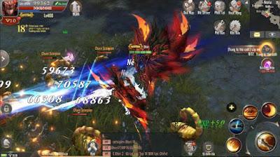 PK trong game Mu Awaken