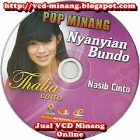 Thalia Cotto - Nyanyian Bundo (Album)