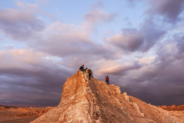 Pronúncia do espanhol em San Pedro do Atacama