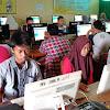 Tryout sukses UNBK SMP MTs Se Kabupaten Trenggalek