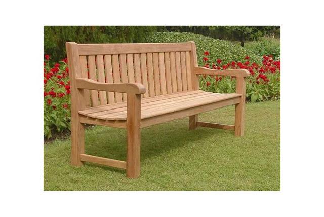 britannia eak bench