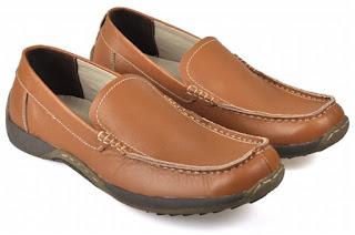 Sepatu Kerja Pria Model Casual  HMC 504