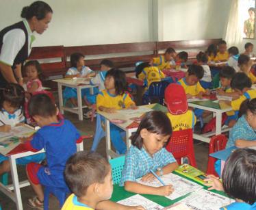Pendidikan PAUD Di Indonesia Mematikan Kreativitas Anak