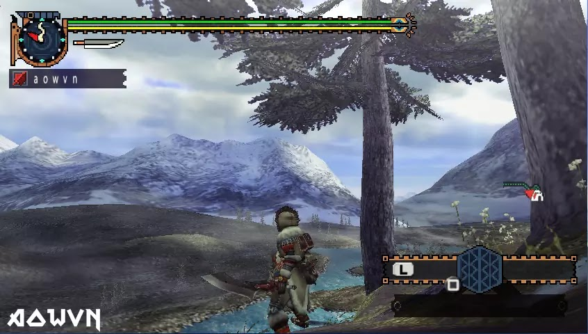 AowVN.org m%2B%25281%2529 - [ PPSSPP ] Monster Hunter Freedom Unite   EN - Game Săn Quái Cực Hay - Giả Lập Android & PC
