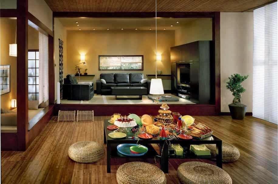 Desain Interior Rumah Mewah Minimalis