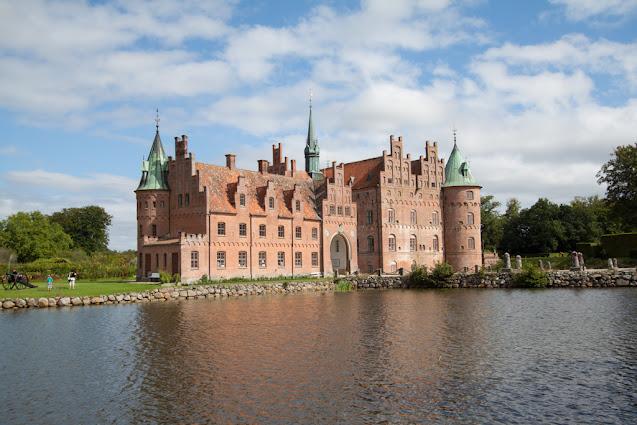 Castello di Egeskov slot