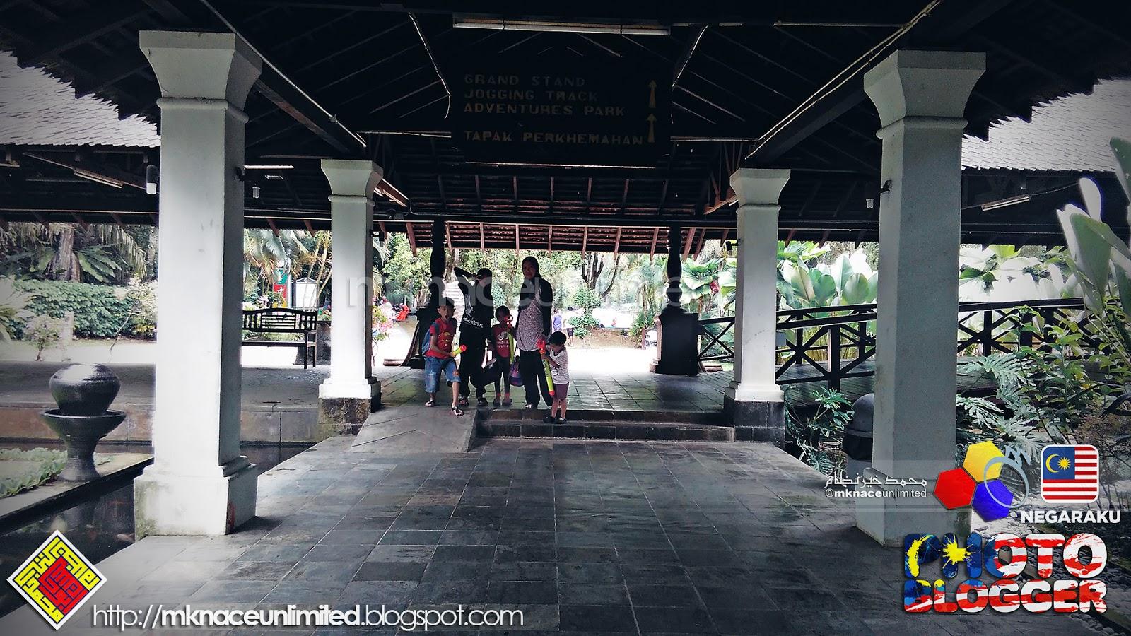 Yok Jenjalan Kolam Rekreasi Air Hutan Bandar Mbjb Mknace Bendera Merah Putih Plastik Flag Palstik Masuk