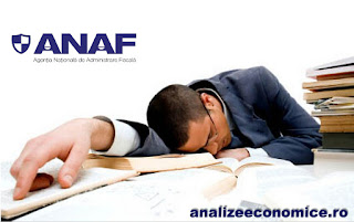 ANAF-ul a realizat cel mai mic grad de colectare de la înființarea sa