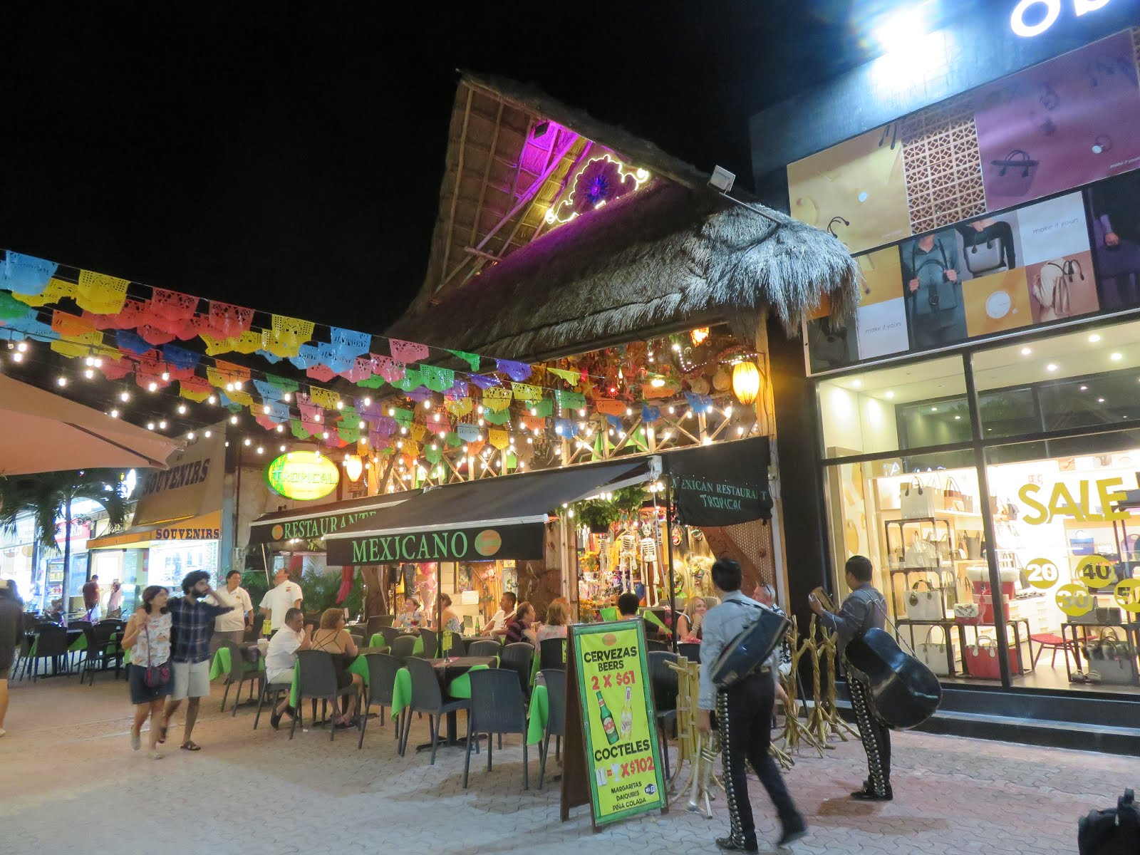 Foto restaurante Tropical, Playa del Carmen