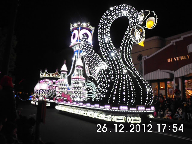 Daebak Magical Starlight Parade USJ