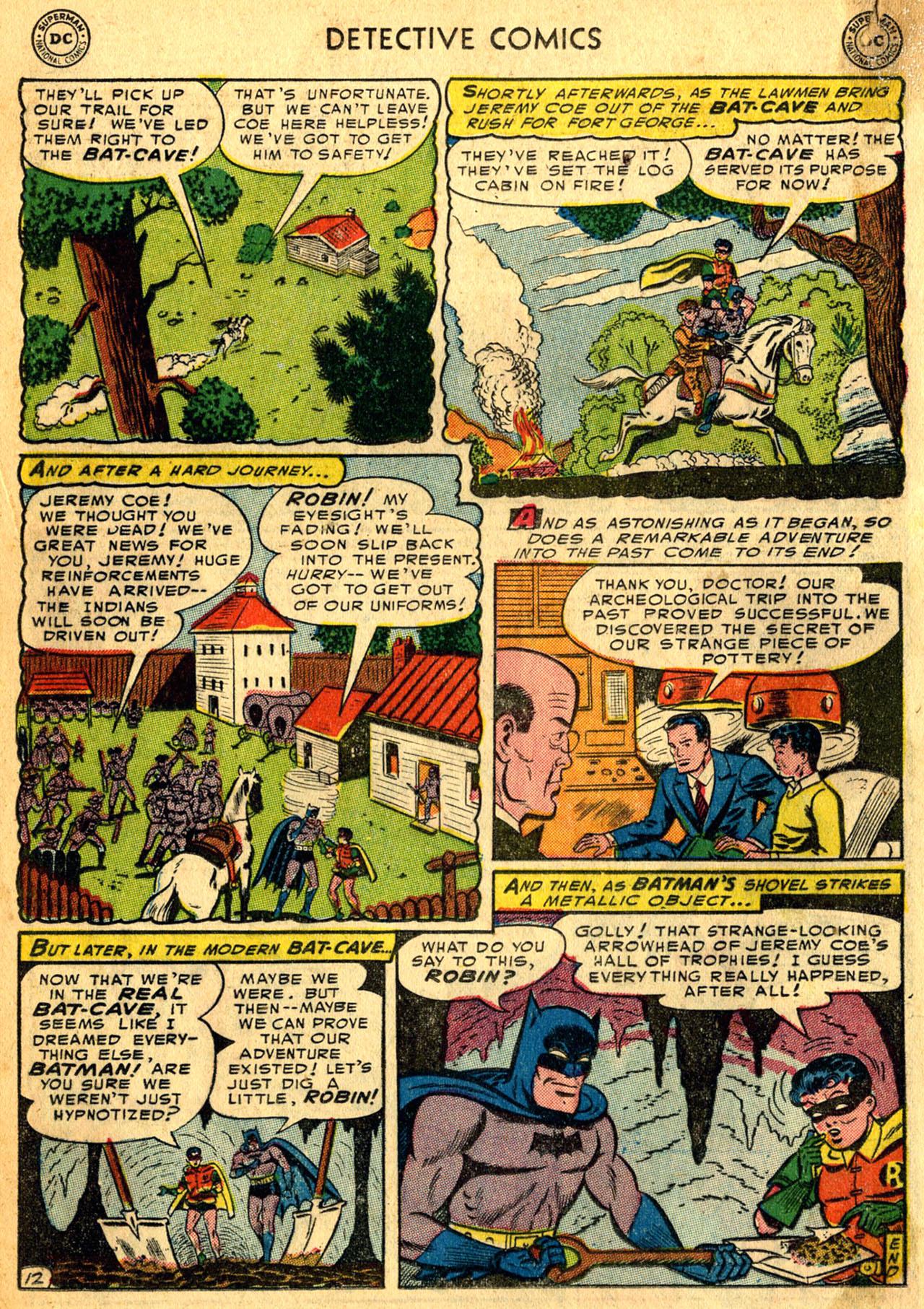 Read online Detective Comics (1937) comic -  Issue #205 - 14