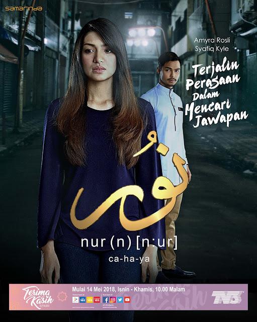 Drama Nur Di TV3 Sarat Dengan Pengajaran