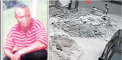 CCTV exposes Rivers police kill painter by roadside