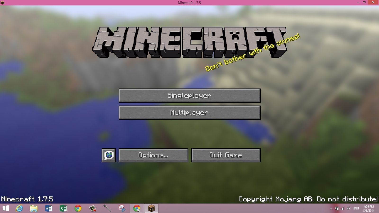 download minecraft free full version pc mojang