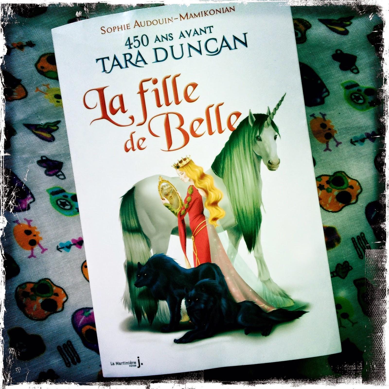 LECTURE-ADDICT: La Fille De Belle, 450 Ans Avant Tara