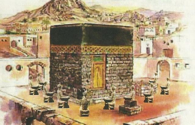 Kondisi Kepercayaan Masyarakat Makkah Sebelum Islam