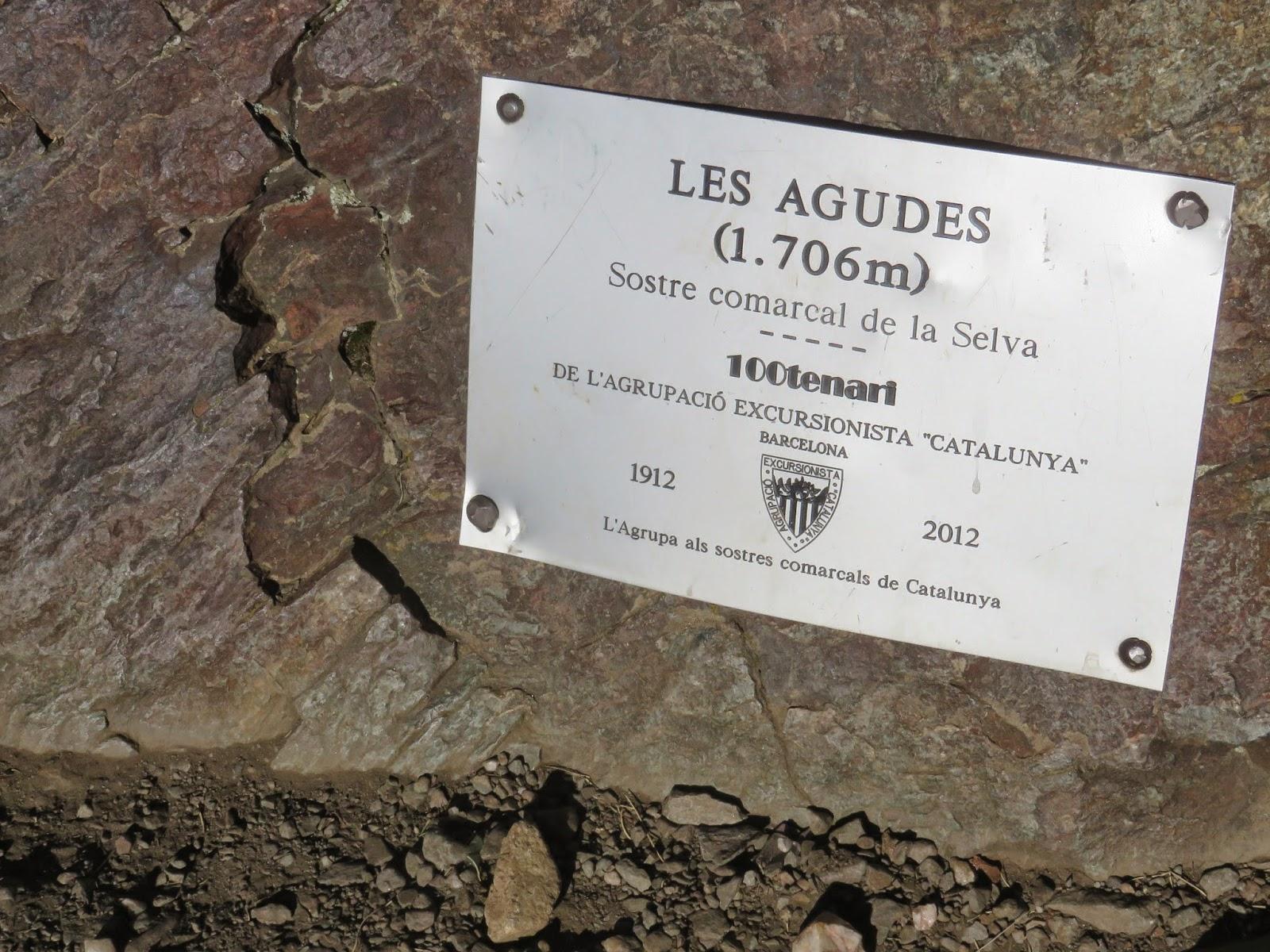 TURÓ DE L'HOME - LES AGUDES, PER PASSAVETS