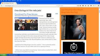 Masuk Angin Jadi Bikin Menulis Konten Blog Pusing Juga