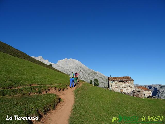 Ruta Pandebano - Refugio de Cabrones: La Terenosa, Picos de Europa