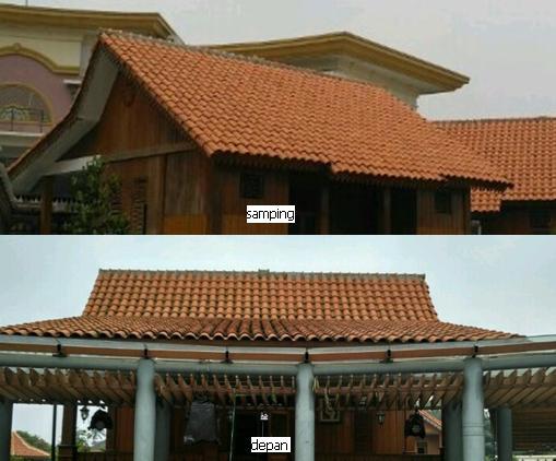 atap rumah kebaya