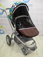 CocoLatte CL-H260GB iGroove LightWeight Baby Stroller