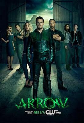 Top 10 des séries Arrow