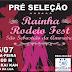 VEM AÍ A PRÉ SELEÇÃO DAS CANDIDATAS A RAINHA DO RODEIO FEST DE SS DA AMOREIRA