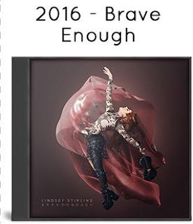 2016 - Brave Enough