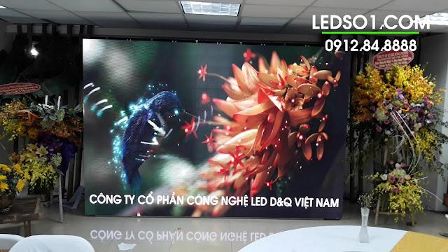 Màn hình led P2.5 SMD trong nhà giá rẻ 1