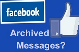 How Do I Find My Archived Messages On Facebook