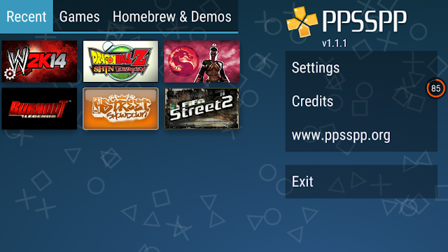 Latest PPSSPP Version 1.3 is out! PC & Apk Download 2