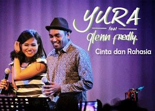 Lirik Dan Kunci Gitar Yura Yunita Feat Glenn Fredly - Cinta Dan Rahasia