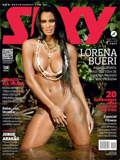 Revista Sexy Brasil-Febrero 2015 PDF Digital + Video HD