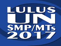 INFORMASI JADWAL DAN KISI-KISI SOAL (UN SMP/MTSN) 2021-2022
