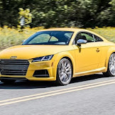 The Audi TTS Is a Huge Scheme before Anything Else. I'm Okay with That