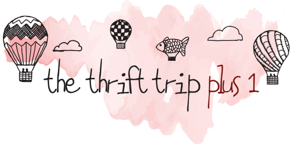 The Thrift Trip plus 1 - A mother and daughter lifestyle, travel and parenting blog